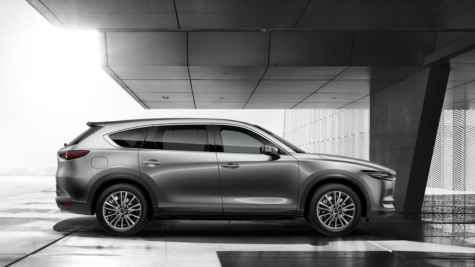 Mazda CX-8 Deluxe – Lựa chọn SUV 7 chỗ dưới 1,1 tỷ đồng